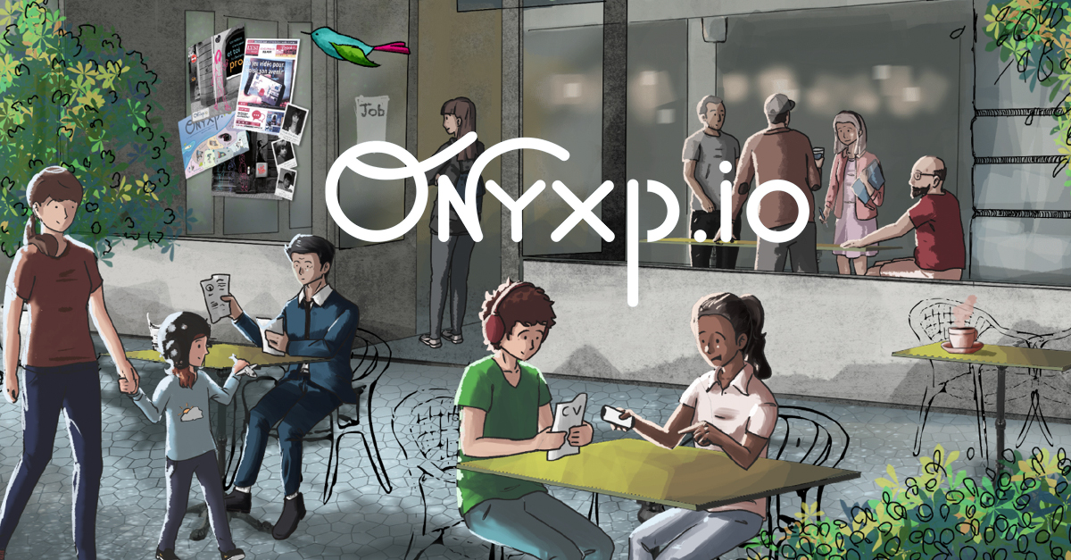 Onyxp, un nouveau site internet